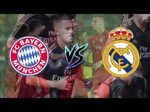 Bayern Munich Vs Real Madrid | Dónde Ver En Vivo | International Champions Cup 2019