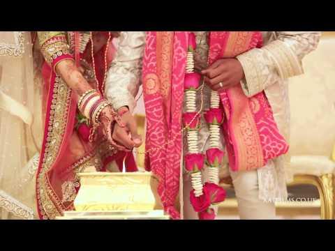 Video Sonali & Neerav//Gujarati Wedding Highlights//Oshwal Centre download in MP3, 3GP, MP4, WEBM, AVI, FLV January 2017