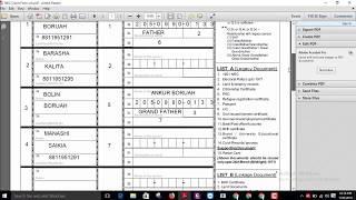 NRC Assam, How to  Claim Form Fill-up  দাবী ফৰ্ম ভৰোৱাৰ নমুনা ভিডিঅ