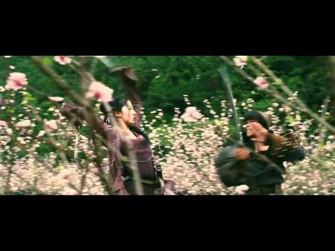 The Forbidden Kingdom Trailer [HD]