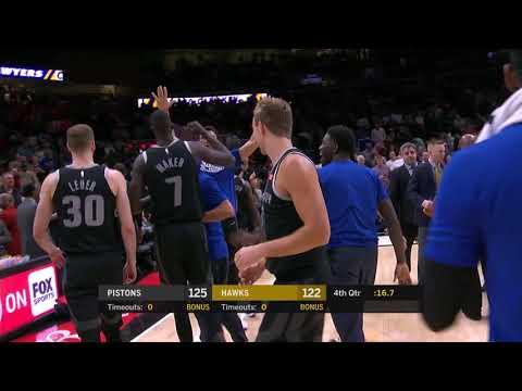 Video - ΝΒΑ: Το... μαγικό της χρονιάς ο Τρέι Γιανγκ, τη νίκη οι Πίστονς! (video)