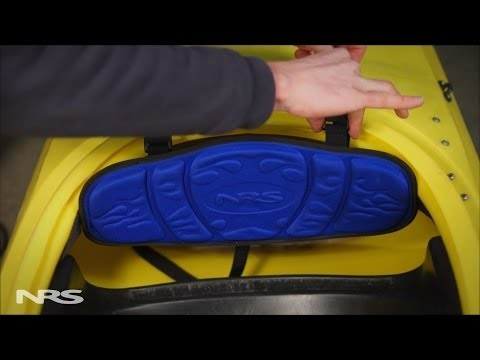 Quick Tips | How to Install an NRS Kayak Back Band
