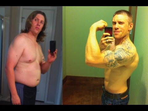P90X TRANSFORMATION RESULTS-FATDAD