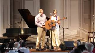 LIVINGSTON TAYLOR LIVE CONCERT OLD WHALING CHURCH EDGARTOWN MA 2016