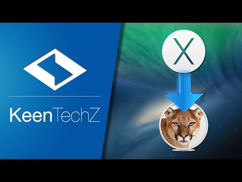 How to Downgrade from Mac OS X Maverick 10.9 to Mountain Lion 10.8 (After Effects CS6 Problem)