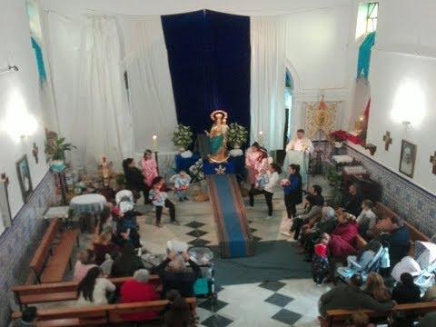 Solemne Bajada de Mª Auxiliadora y Besamanos Solidario (Pozo del Camino)