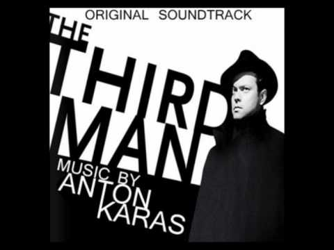 The Third Man (Song) by Anton Karas