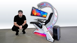 Video The Most Insane Workstation + Gaming Setup MP3, 3GP, MP4, WEBM, AVI, FLV Februari 2018