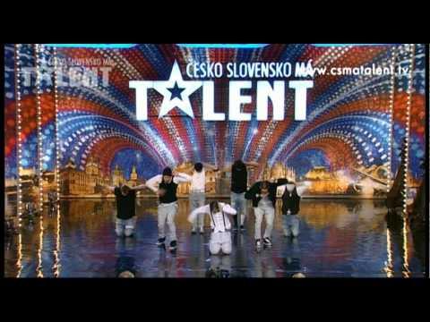 The Pastels | Česko Slovensko má talent 2010