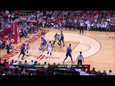 NBA Highlights: Hornets @ Rockets 12/21/2015