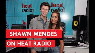 Shawn Mendes talks Harry Potter and his new tattoo! Video