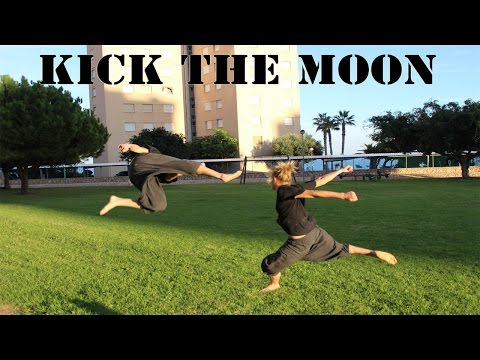 Chutado / Kick The Moon | Tutorial | Parkour & Freerunning (видео)