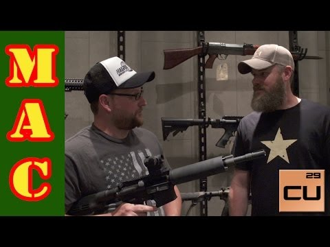 mac - Iraqveteran8888 stops by to take a shop tour of Copper Custom, a new high-end gun shop that MAC is partners in. website: http://www.coppercustom.com facebook...