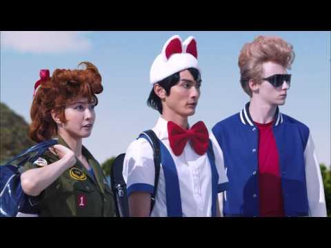 服飾品牌「GU」真人版機器娃娃電視廣告公開!