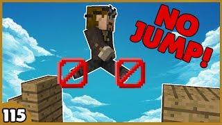 Spiller SkyWars inde på Hypixel, hvor jeg i dag laver no jump challenge! Jeg kan altså ikke hoppe, mens jeg spiller!