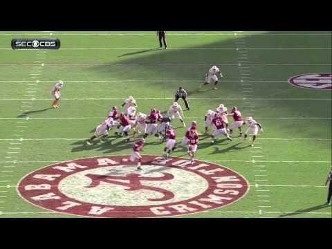 Christion Jones Highlights vs Tennessee 2013 video.