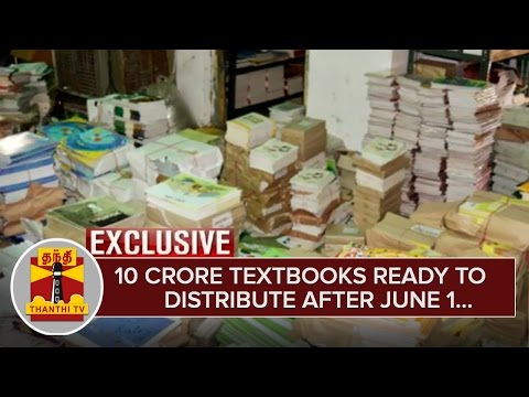 Exclusive--10-Crore-Free-Textbooks-ready-to-Distribute-after-June-1--Dept-of-School-Education