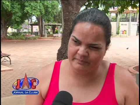 Câmeras em banheiros de escolas + Link Ao Vivo - Jornal da Clube (03/11/2015)