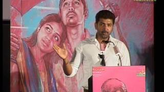 Actor Arun Vijay at Jigarthanda Movie Audio Launch