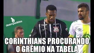 Chapecoense 0 x 1 Corinthians - Melhores Momentos - Campeonato Brasileiro 2017 (23/08/2017)