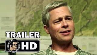 Nonton WAR MACHINE Official Trailer (2017) Brad Pitt Comedy Movie HD Film Subtitle Indonesia Streaming Movie Download