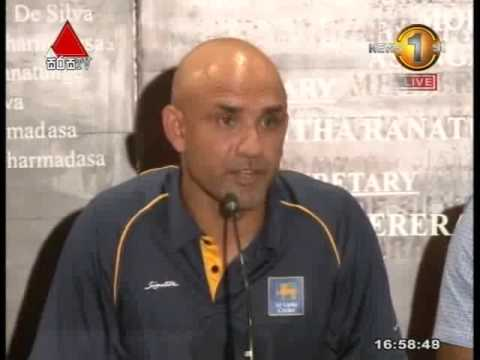 Sri Lanka Cricket Awards 2012 (English news clip)