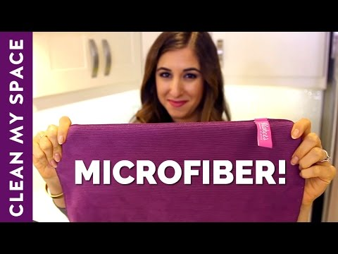 Everything You Need to Know About MICROFIBER CLOTHS!