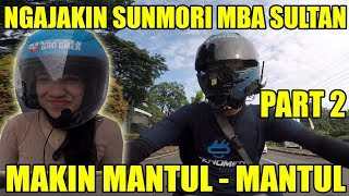 Video Part 2 Ngajakin Mba Sultan Sunmori Pakai Yamaha Freego | Bro Omen MP3, 3GP, MP4, WEBM, AVI, FLV April 2019