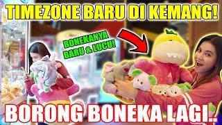 Video COBAIN TIMEZONE BARU DI KEMANG VILLAGE!! LANGSUNG PANEN BONEKA CAPIT!! MP3, 3GP, MP4, WEBM, AVI, FLV Juni 2019