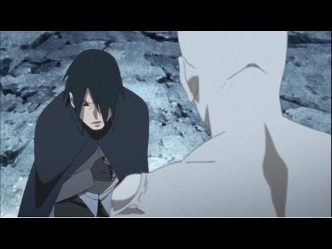 Full Story Of Uchiha Sarada's Family - Naruto, Sasuke And Sakura Vs Uchiha Shin Full Fight