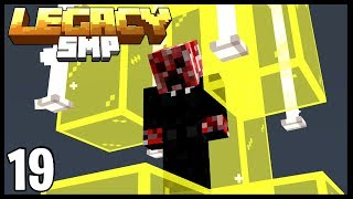 NEW MEMBER HAS JOINED LEGACY!? | Minecraft Legacy SMP | #19
