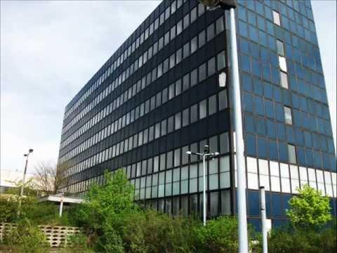 Lost Place - Bürogebäude Hochvakuum im Juni 2012