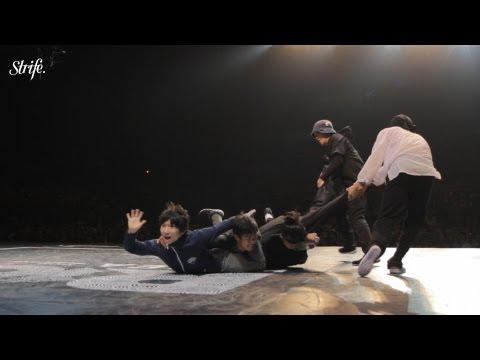 Breakdance Gone Crazy!!! @ R16 Korea 2013