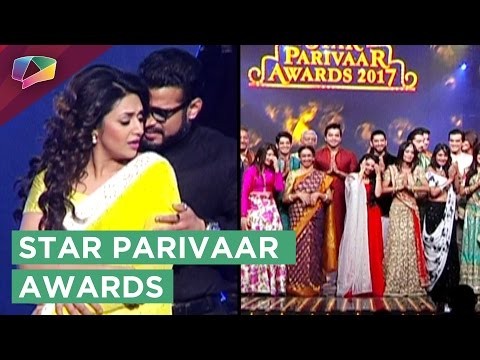 Take a GLIMPSE of Star Parivaar Awards before on i