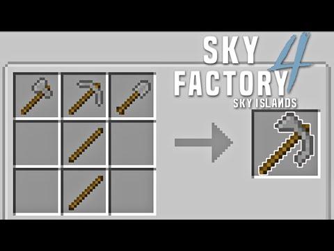 SÜPER ALET!! | Minecraft Sky Factory 4 #2