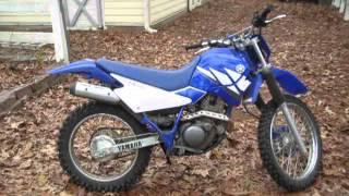 8. 2004 Yamaha TTR-225