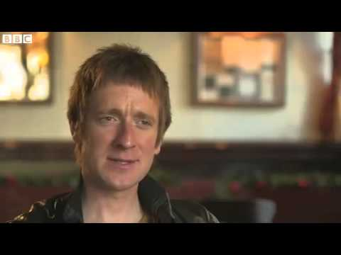 Bradley Wiggins on Paul Weller and Cooking SP12