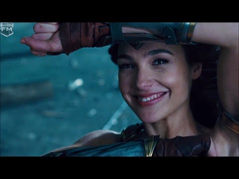 Bloopers & Gag Reel 'Wonder Woman' Behind The Scenes