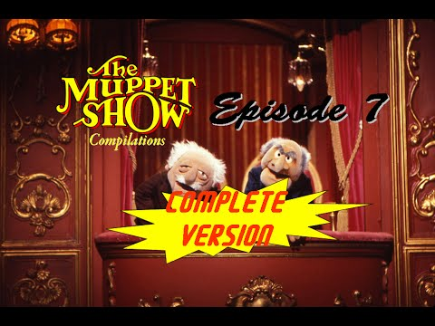 The Muppet Show Compilations: Ep. 7 - Statler and Waldorf's comments (Season 3) [COMPLETE VERSION]