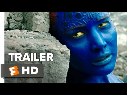 X-Men: Apocalypse Official Trailer