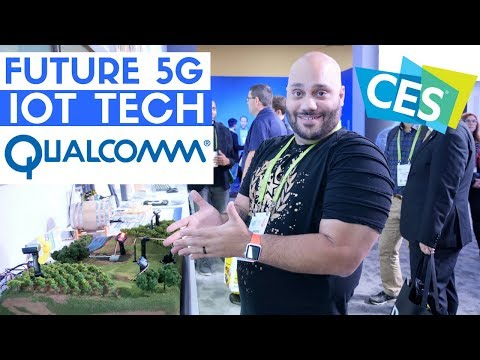 , title : 'How Qualcomm Will Shape the Future of IoT with 5G!'
