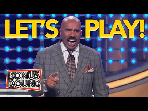 FILL IN THE BLANK! BIGGEST BEST OF Family Feud With Steve Harvey | Compilation