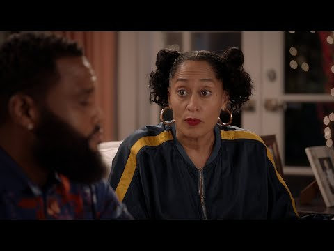 Bow and Dre Try to Navigate the New Normal - black-ish