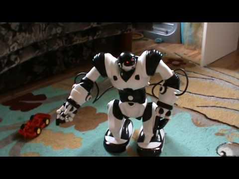 Обзор Робота  Robosapien WowWee 8081