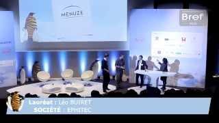 Les Trophées de l'Innovation Bref Rhône-Alpes - Grenoble 2014