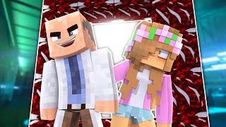 NO TIME TO EXPLAIN!!! Minecraft Little Kelly | Mad Scientist Goes Crazy