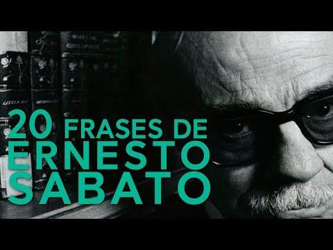 Poemas cortos - 20 Frases de Ernesto Sabato  El ensayista de Rojas