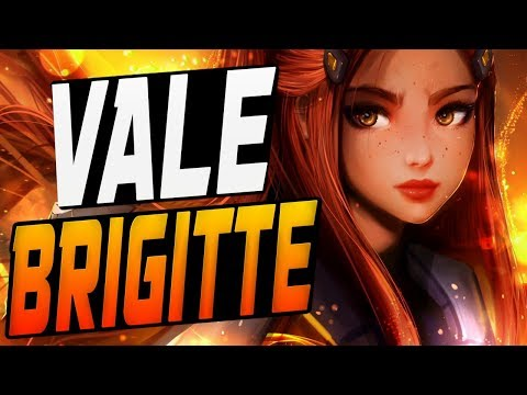 VALE PRO BRIGITTE! [ OVERWATCH SEASON 12 TOP 500 ]