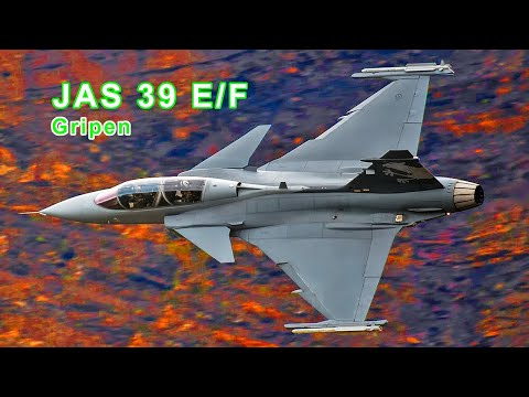 Jas 39 Gripen E/F - Is this the nemesis of Su-35?