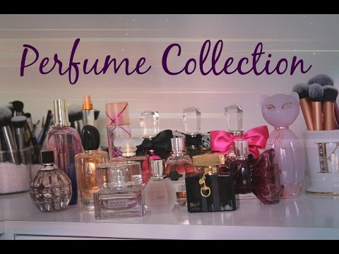 My Perfume Collection & My Top Favorites!
